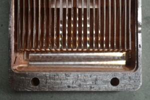 Теплообменник магнитного стимулятора