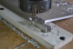 Доработка алюминиевого профиля
