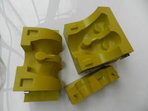 Модельная оснастка для отливки крышки цилиндра