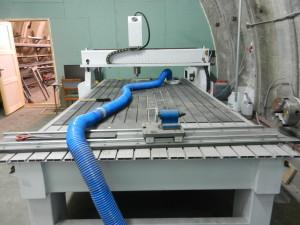 Поворотное устройство для фрезерного станка
