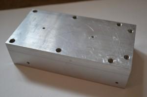 Нарезание резьбы на алюминии