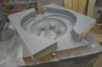 Модельная оснастка для отливки цилиндра